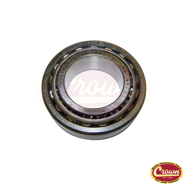 Outer axle shaft bearing