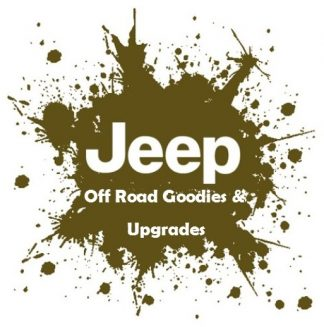 Jeep Off Road Goodies & Upgrades